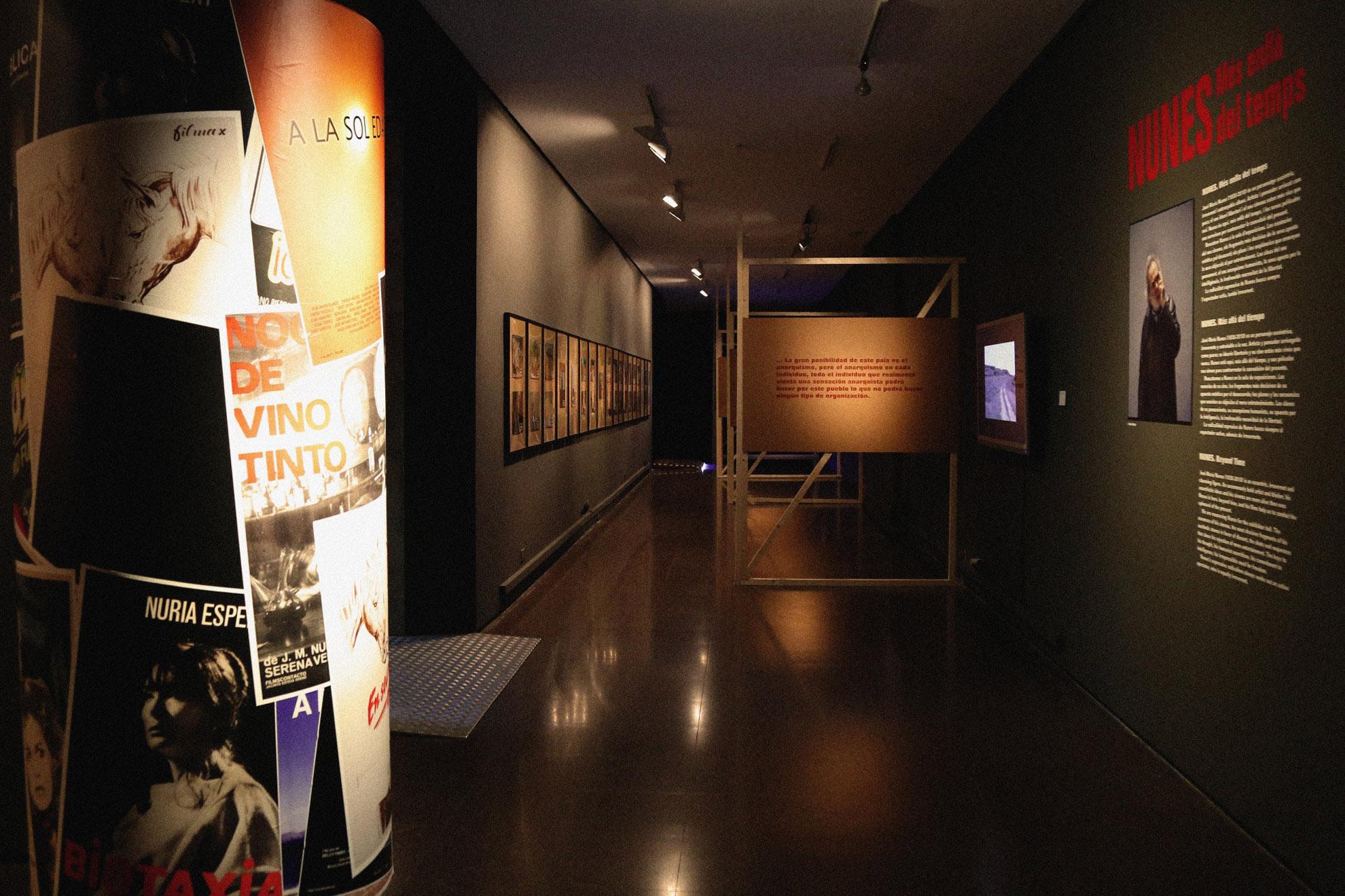 Nunes, més enllà del temps. Exhibition